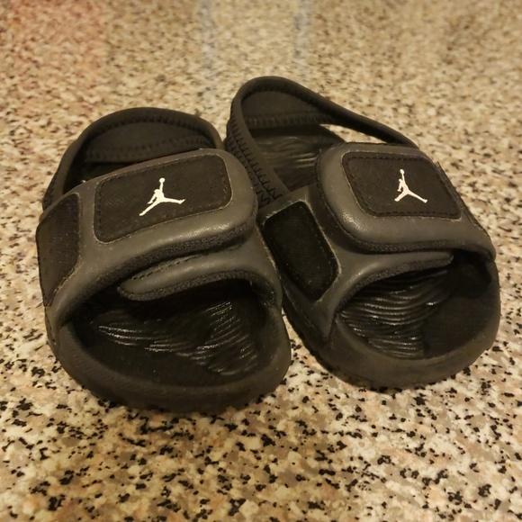 b47b9894c974b5 Jordan Other - Baby Jordan sandals